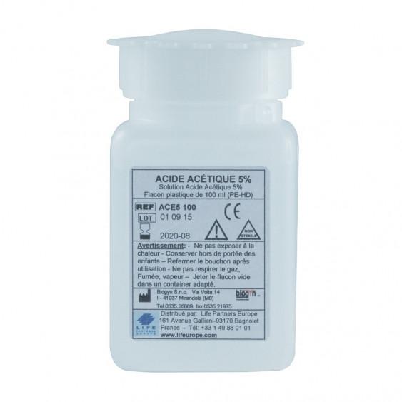 ACIDE ACETIQUE 5% NST/ FLACON 100ML