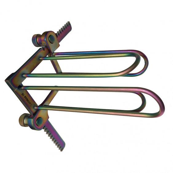 Spéculum 4 valves TITANIUM