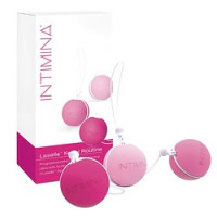 Pack 3 perles d'exercices de Kegel INTIMINA