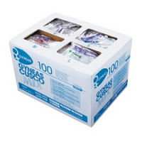 Spéculum Cusco Mix Gyneas - Pack de 4 tailles - Carton de 100 spéculums