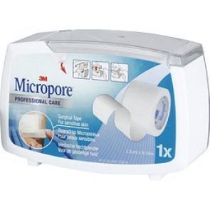MICROPORE SPARAD. 9m14X2.5cm devid blanc