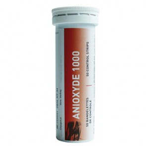 BANDELETTES CONTROLE p/anioxyde 1000