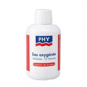 EAU OXYGENEE 10 VOLUMES FLACON 250ML