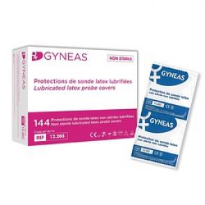 Protection de sondes - Non stérile, latex - Boîte de 144 – Diamètre 33 mm