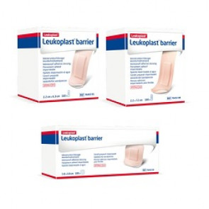 Leukoplast Barrier Pansement adhésif stérile imperméable haute protection
