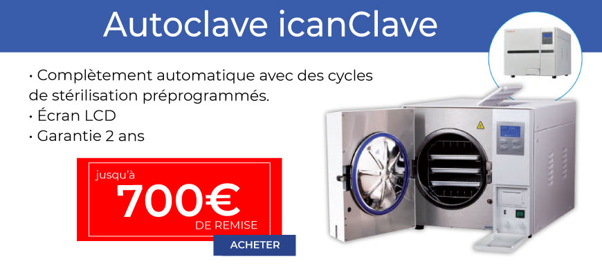 Autoclave IcanClave